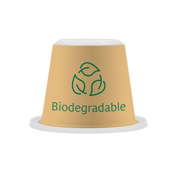 Nahrin Kaffee Kapseln Biodegradable coffee capsules tüf certified