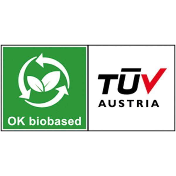 OK biobased Tüf certified coffee capsules