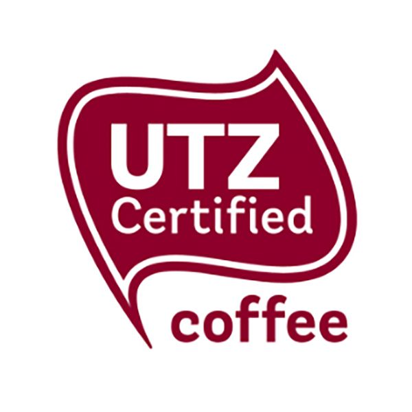 UTZ certified coffee capsules